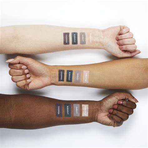 Coloured Raine Pressed Powder Shadow Palette 2251 1000 images about swatches on eyeshadow lipsticks and pantone universe