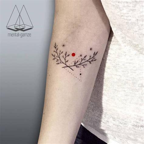minimalist lavender tattoo minimalist elegant tattoos by mentat gamze designwrld