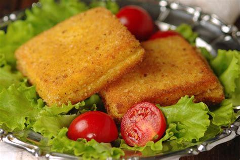 pane in carrozza triangoli di mozzarella in carrozza la ricetta facile e