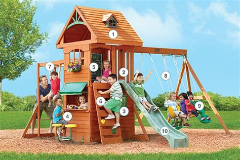 big backyard ridgeview 17 best images about backyard playsets on pinterest cove