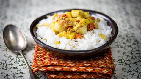 recette cuisine indienne v馮騁arienne recette madras de poisson 224 l indienne rtbf cuisine
