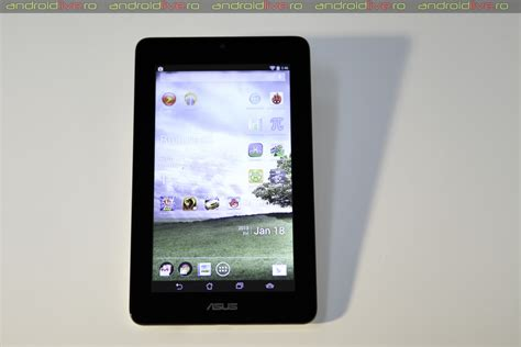memo pad for android asus memo pad me172v mini review android live telefoane tablete portabile si aplicatii android