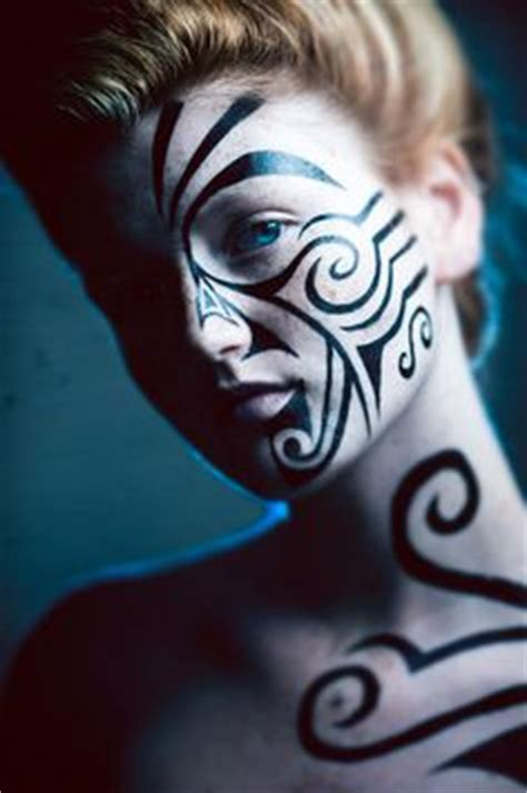 queen face tattoo 1000 images about painted faces on pinterest warriors