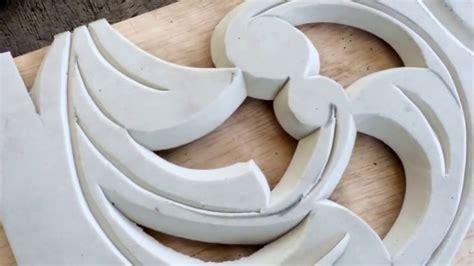 Ukiran Styrofoam ukir gabus foam sponatie