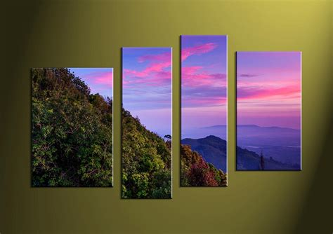 Multi Panel Canvas Wall 2018 canvas wall wall ideas
