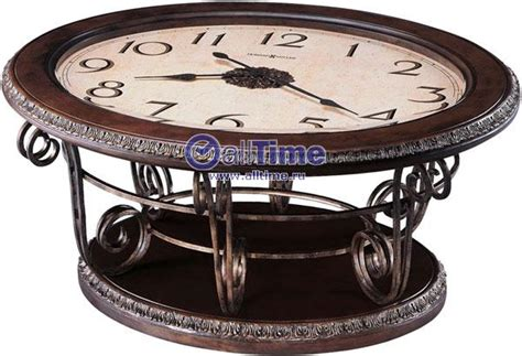 howard miller coffee table clocks see here coffee
