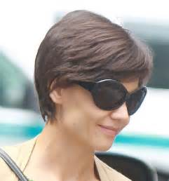 boycut hairstyle for blackwomen katie holmes short haircuts with layers hairstyles weekly