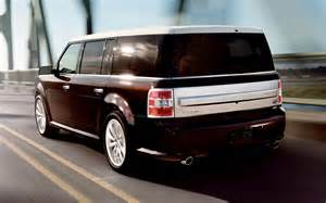 Ford Fles 2013 Ford Flex Limited Ecoboost Test Truck Trend