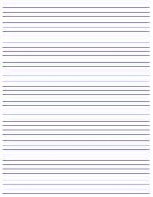 free printable lined paper template for cursive handwriting paper scalien