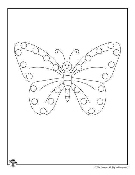 printable animal lacing cards butterfly woo jr kids activities