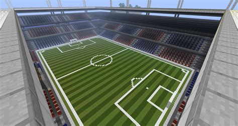 minecraft sports stadium image gallery minecraft stadium