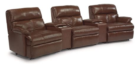 flexsteel triton recliner chair flexsteel triton five power reclining home theater
