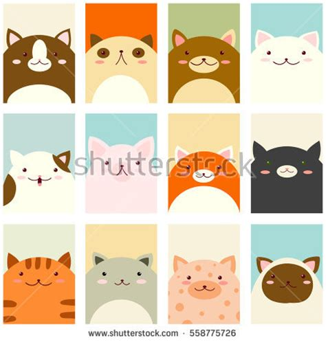 Cute Color Schemes by Pussycat Stock Images Royalty Free Images Amp Vectors