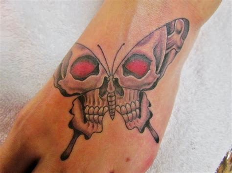 wicked tattoo designs skull spider on leg design ideas