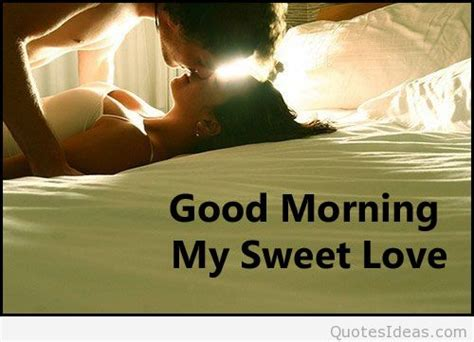 how to be good in bed for him sweet good morning