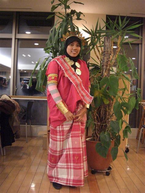 Termurah Baju Bodo Pakaian Adat Bodho Anak Perempuan Tk Sd pelukis malam baju bodo