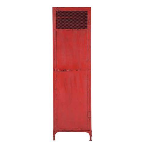 vestidor industrial vestidor de estilo industrial rojo edison edison