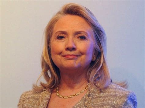 hillary clintons hair color hillary clinton long hair hairstylegalleries com