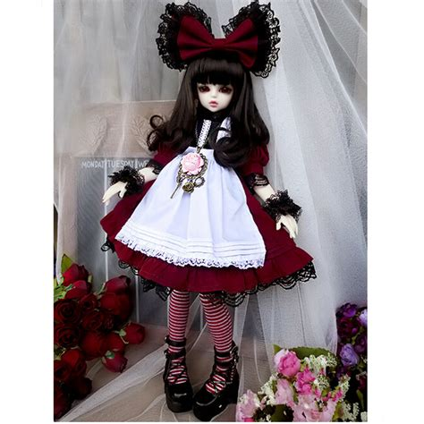 aliexpress buy new 1 4 sd bjd doll clothes include