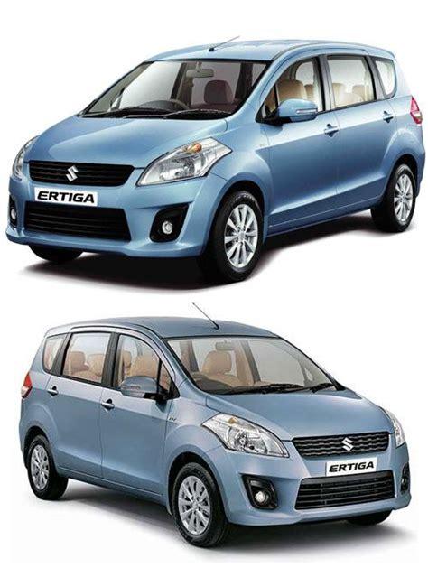 Maruti Suzuki Rates Maruti Suzuki Ertiga Review Prices Mileage