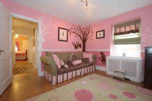 Good Little Girl Wallpaper For Bedroom #1: Traditional-bedroom.jpg