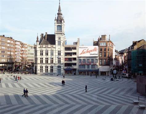 Place Verte by Am 233 Nagement De La Place Verte 224 Charleroi Msa Wallonie