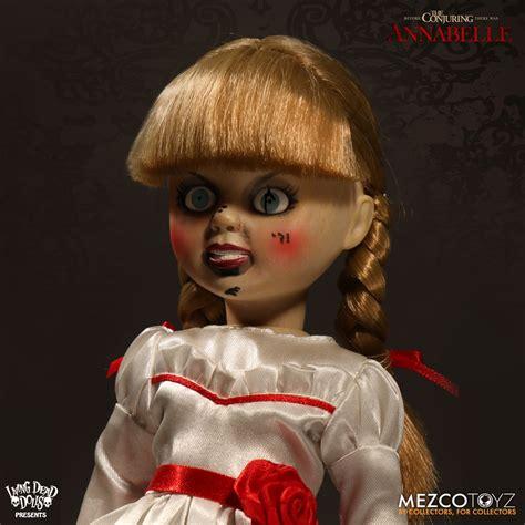 annabelle doll living dead dolls ldd annabelle mezco toyz