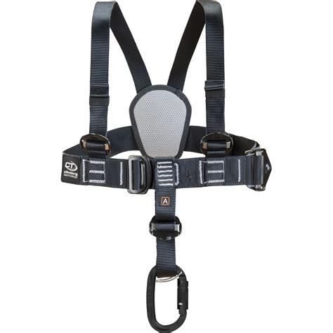 top harness air top work harness climbing technology