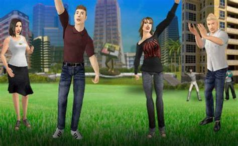 make create a person virtual people character games virtual people artificial human beings for
