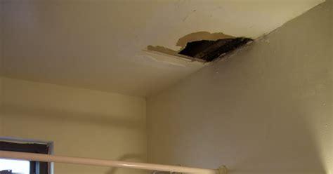 bathroom leak leaking bathroom ceiling bathroom leak 4