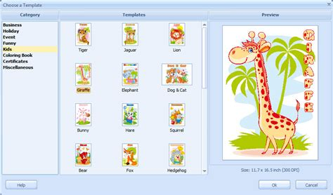 poster design software poster designer screenshots software to make posters and signs from predesigned templates