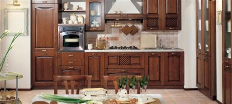 Immagini Di Cucine Classiche by Cucine Classiche Rustiche E In Legno Modelli E