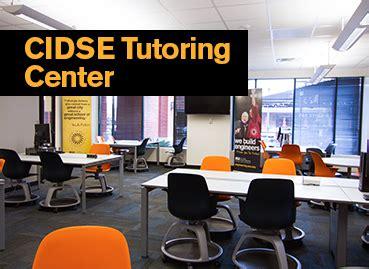 tutorial center design cidse fulton schools of engineering tutoring centers