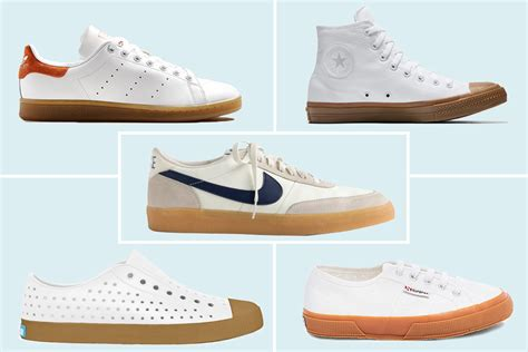 white sneakers gum sole the 10 best gum sole sneakers for hiconsumption