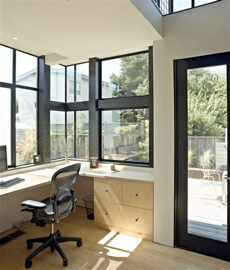 Home Office Layout Window Collection Of Small Home Office Ideas