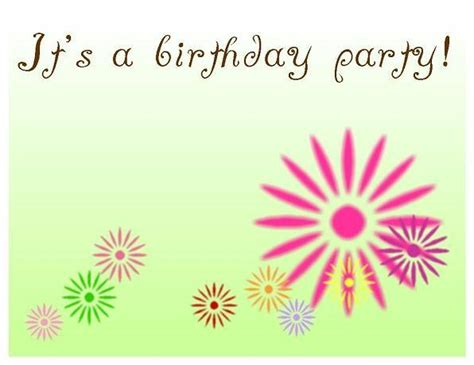 free birthday invitation card design template birthday invitation templates graphics and templates