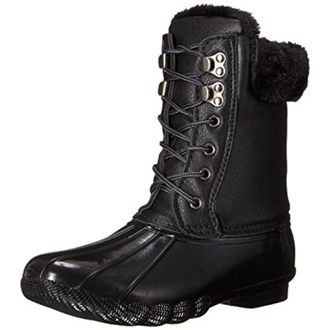 steve madden snow boots steve madden 9038 womens tstorm ankle toe lace up