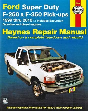 free service manuals online 2005 ford f250 security system ford super duty f 250 f 350 pick ups petrol diesel 1999 2010 1563928566 9781563928567