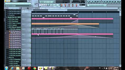 house music fl studio fl studio 11 2013 tutorial how to make drop for electro house progressive music