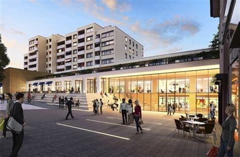architekten kreis ludwigsburg einkaufszentrum in innenstadt verj 252 ngungskur f 252 rs