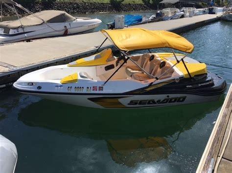 sea doo jet boat sea doo sportster jet boat 2007 for sale for 8 995
