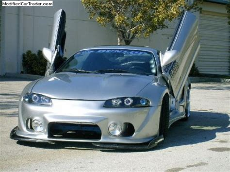 modified mitsubishi eclipse gsx mitsubishi eclipse gsx modified cars pictures