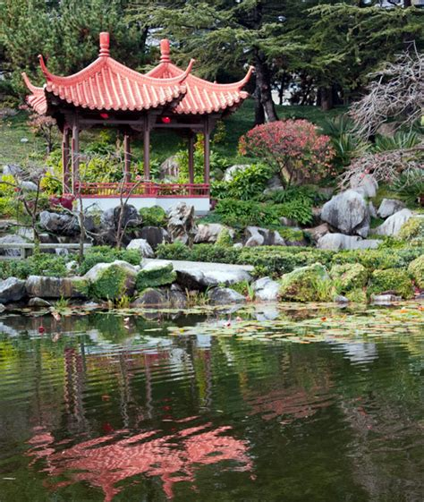 Chinese Garden Of Friendship Sydney Australia Garden Rocks Sydney