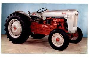 advertising postcard ford 800 series tractor 1950 ebay