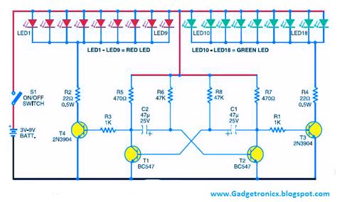 how do led christmas lights work led lights circuit diagram and working images diagram writing sle ideas and guide