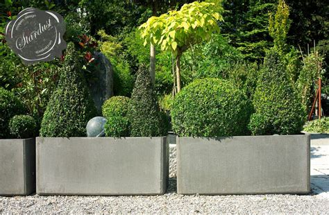 Garden Large Planters by Modern Interior Design Large Rectangular Designer