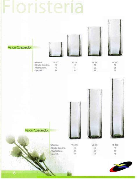 Vases De Vidrio cilindros en vidrio glass vases