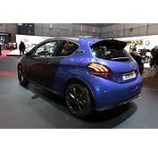 Peugeot 208 GTi Coupe Franche Bleu De France  Photo 4