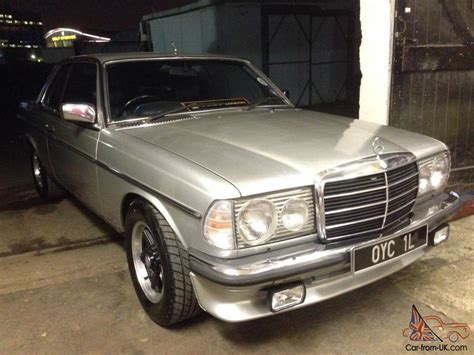 w123 coupe 1983 mercedes 280 ce w123 5 0 v8 conversion w126 m117