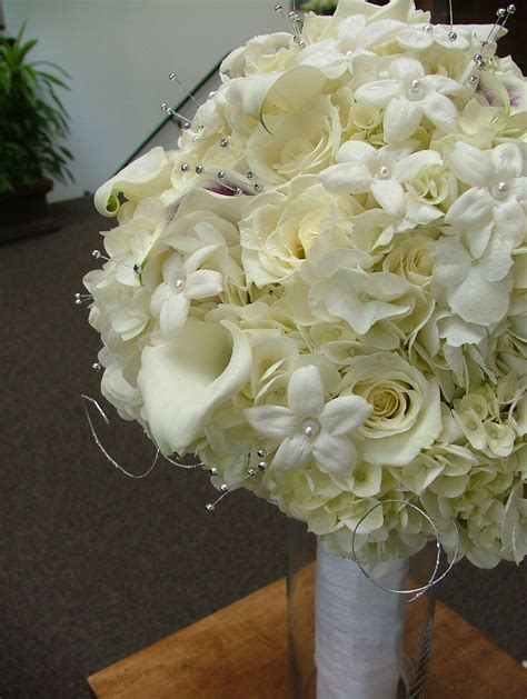 White Wedding Bouquets For Brides by Bridal Bouquets Peonies Hydrangeas Roses 2013 Lilies